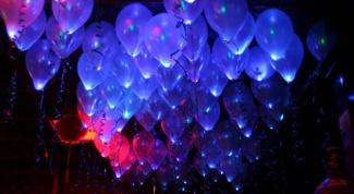 Как надуть шары гелием