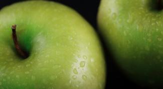 Как заквасить яблоки