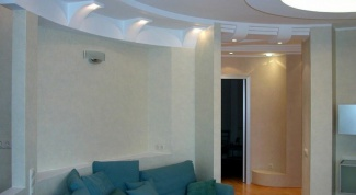 Как сделать самому гипсокартоновые потолки
