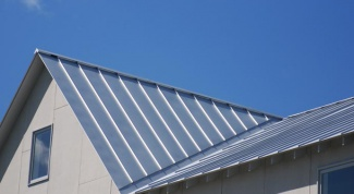 Как покрыть крышу железом
