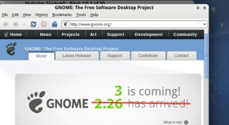 Как установить оболочку Gnome в Ubuntu