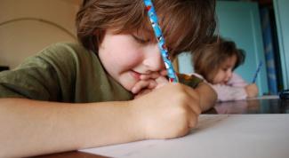 Как заставить сына учиться