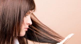 Как избавиться от ломкости волос