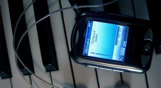 Как заменить гудок телефона на мелодию
