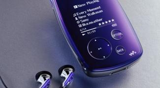Как закачать музыку Sony Walkman
