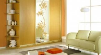 How to remove door wardrobe