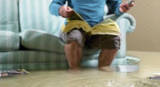 Как составить акт затопления квартиры
