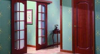 Как установить ламинированную дверь