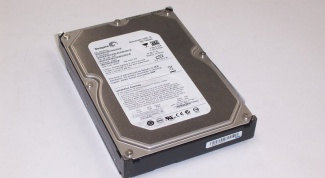 How to join split hard disk in one