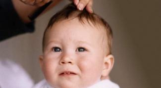 Как стричь волосы ребенку