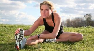 Как сделать хорошую растяжку ног