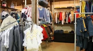 Как организовать торговлю одеждой