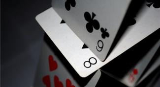 Как построить карточный домик
