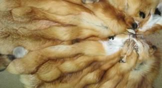 Как избавить мех от запаха