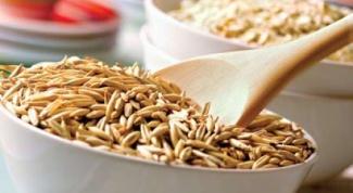 How to cook oat porridge for children