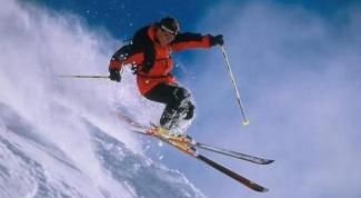 Как точить горные лыжи