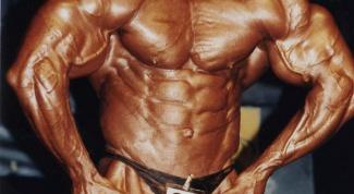 Как подсушить мышцы