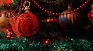 Как украсить новогоднюю комнату