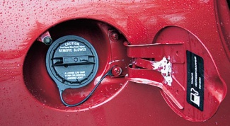 How to fix a leak in the gas tank