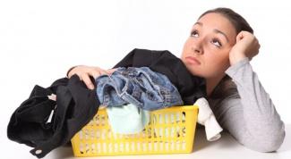 Как убрать ржавчину с ткани
