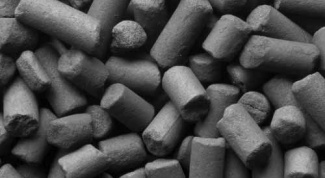 How to drink coal tablets