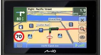 Как установить программу на GPS навигатор