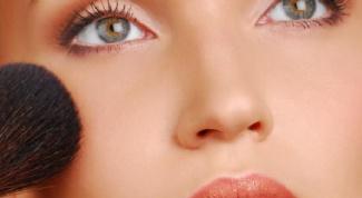 Как наносить румяна на щеки