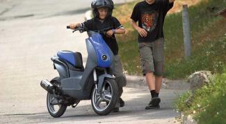 Как регистрируют скутер
