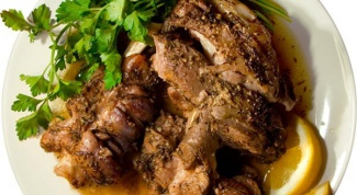 How to cook goat meat