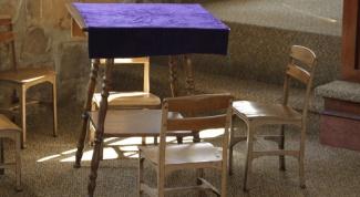Как декорировать столик