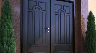 Как выбрать металическую дверь