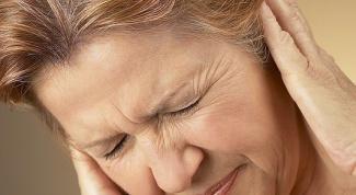 Как убрать шум в ухе