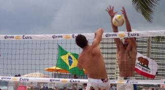 Как попасть на волейбол