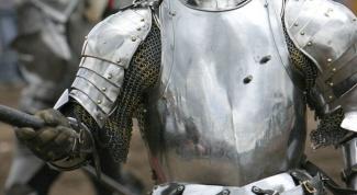 Как сделать рыцарские доспехи