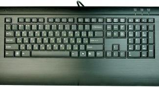 Как восстановить раскладку клавиатуры