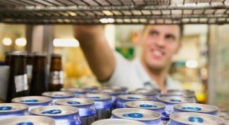Как охладить пиво