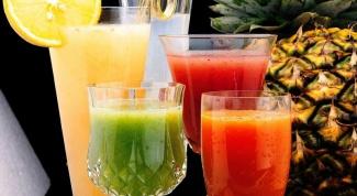 Как хранить свежевыжатые соки