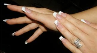 Как удалить гель на ногтях