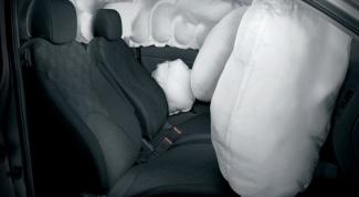 Как узнать, есть ли подушки безопасности
