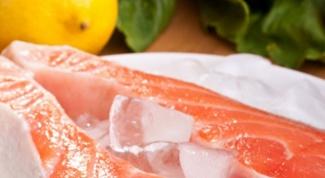 Как мариновать лосося