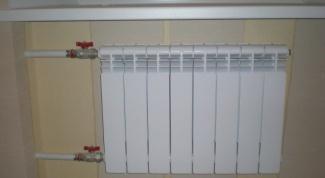 Как монтировать радиатор