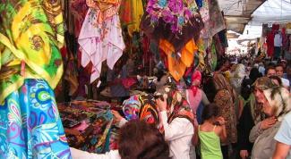 Как покупать одежду в Турции