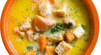 Как приготовить суп с тушенкой
