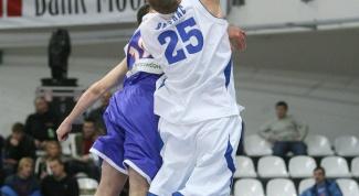 Как бросать баскетбольный мяч