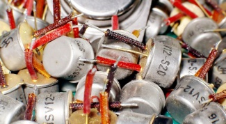 How to solder transistors