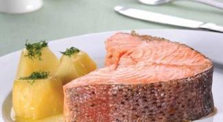 Как готовить рыбу ребенку