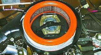 Как поменять воздушный фильтр на ВАЗ
