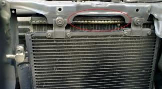Как отремонтировать радиатор автомобиля