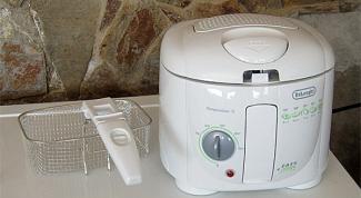 Как мыть фритюрницу