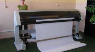 Как распечатать в большом формате